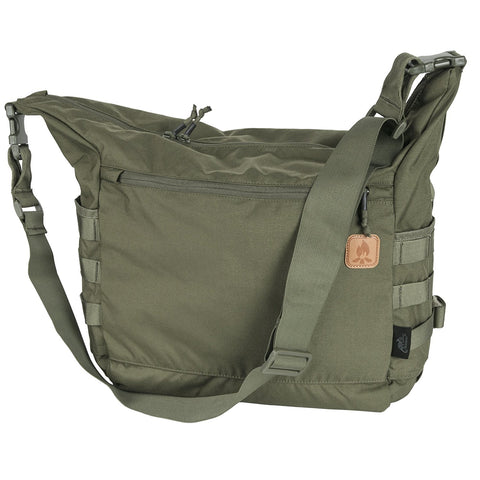 HELIKON-TEX BUSHCRAFT SATCHEL BAG - 17L (ADAPTIVE GREEN)