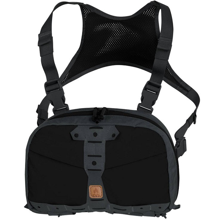 HELIKON-TEX CHEST PACK NUMBAT - BLACK / SHADOW GREY
