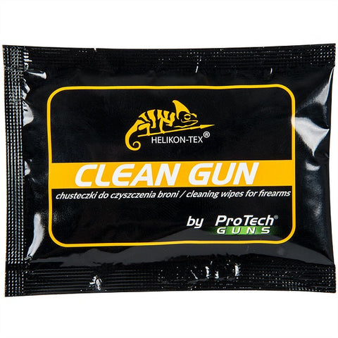 HELIKON-TEX CLEAN GUN WEAPON CLEANING WIPES