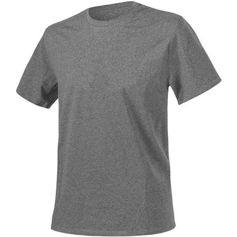 HELIKON-TEX COTTON T-SHIRT - MELANGE GREY
