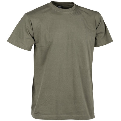 HELIKON-TEX COTTON T-SHIRT - ADAPTIVE GREEN