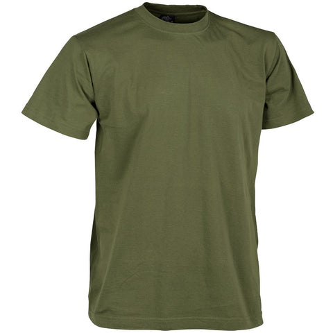 HELIKON-TEX COTTON T-SHIRT - U.S. GREEN