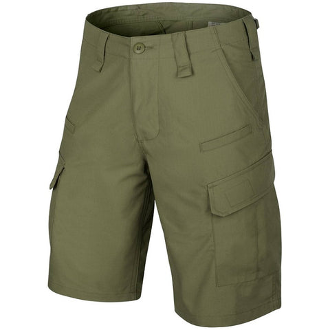 HELIKON-TEX CPU SHORTS - OLIVE  GREEN