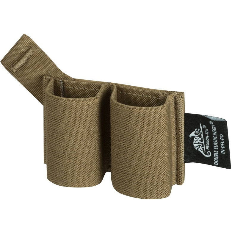 HELIKON-TEX DOUBLE ELASTIC INSERT® - POLYESTER - COYOTE