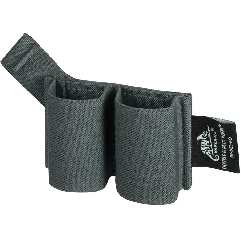 HELIKON-TEX DOUBLE ELASTIC INSERT® - POLYESTER - SHADOW GREY