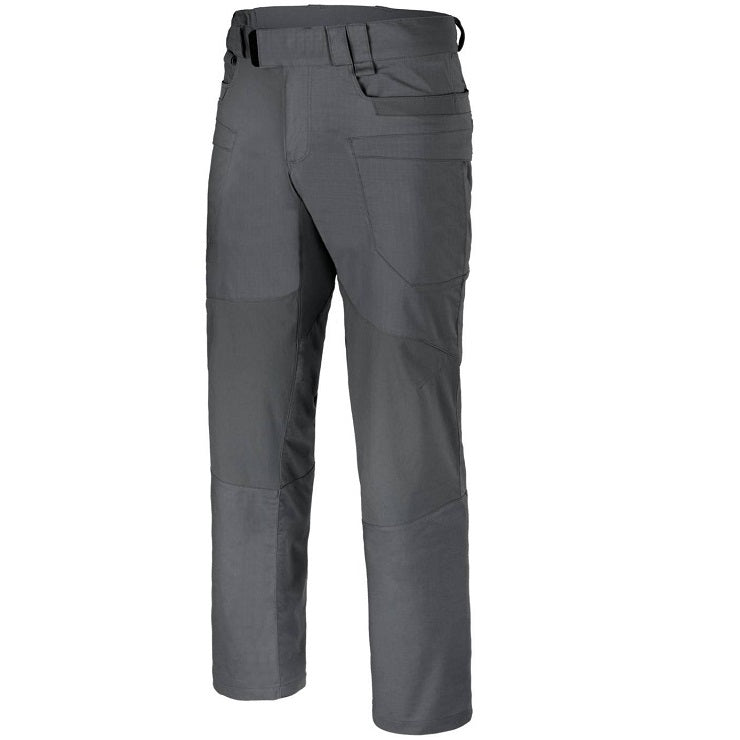 HELIKON-TEX HYBRID TACTICAL PANTS® - POLYCOTTON RIPSTOP - SHADOW GREY