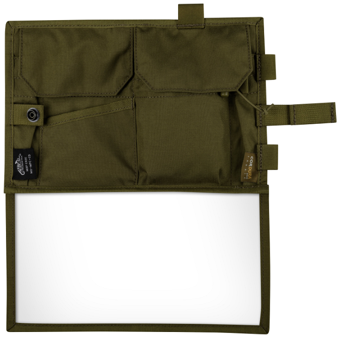 HELIKON-TEX MAP CASE - OLIVE GREEN