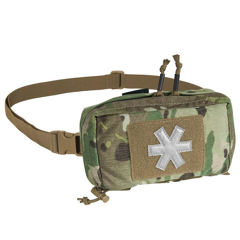 HELIKON-TEX MODULAR INDIVIDUAL MED KIT® POUCH - CORDURA® - MULTICAM