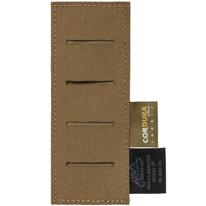 HELIKON-TEX MOLLE ADAPTER INSERT 1® - CORDURA® - COYOTE