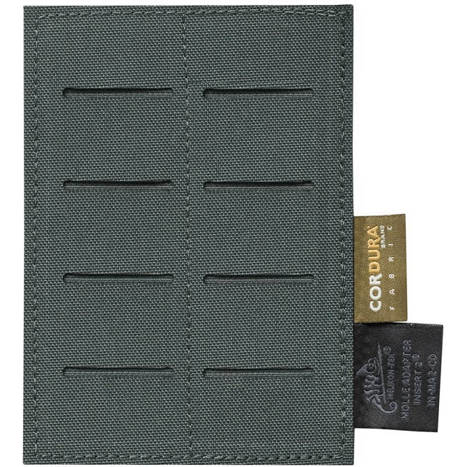 HELIKON-TEX MOLLE ADAPTER INSERT 2® - CORDURA® - SHADOW GREY