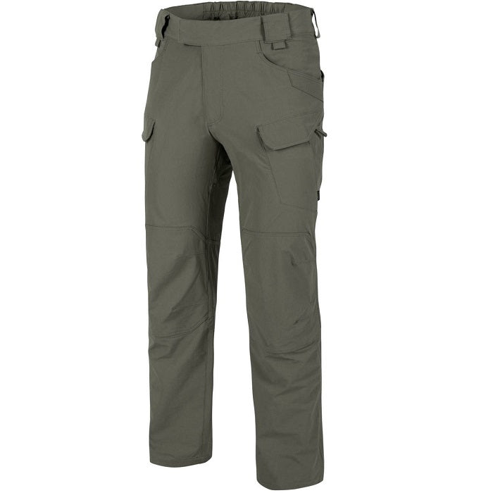 HELIKON-TEX OTP® (OUTDOOR TACTICAL PANTS®) - VERSASTRETCH® LITE - TAIGA GREEN