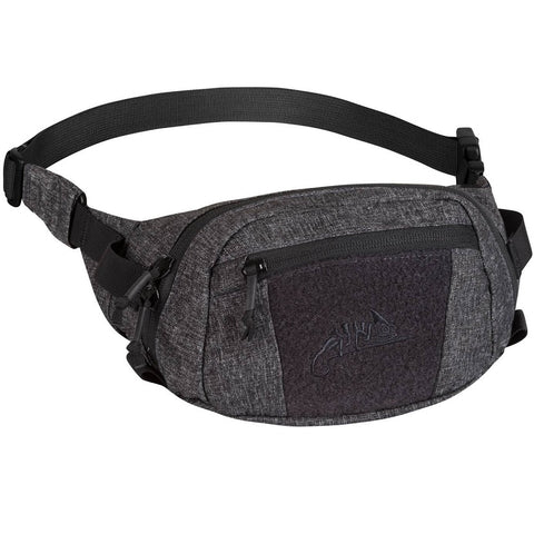 HELIKON-TEX POSSUM WAIST PACK® - NYLON - MELANGE BLACK/GREY