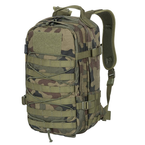 HELIKON-TEX RACCOON MK2 BACKPACK - PL WOODLAND