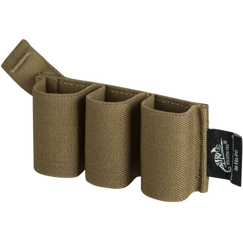 HELIKON-TEX TRIPLE ELASTIC INSERT® - POLYESTER - COYOTE