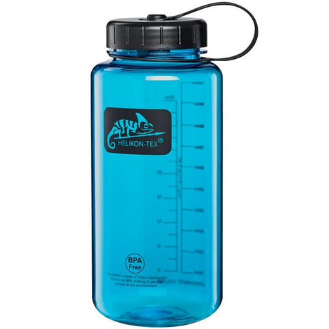 HELIKON-TEX TRITAN™ BOTTLE WIDE MOUTH (1 LITER) - BLUE/BLACK A