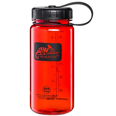 HELIKON-TEX TRITAN™ BOTTLE WIDE MOUTH (550 ML) - RED