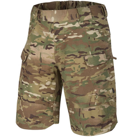 HELIKON-TEX UTS® (URBAN TACTICAL SHORTS®) FLEX 11 - NYCO RIPSTOP - MULTICAM
