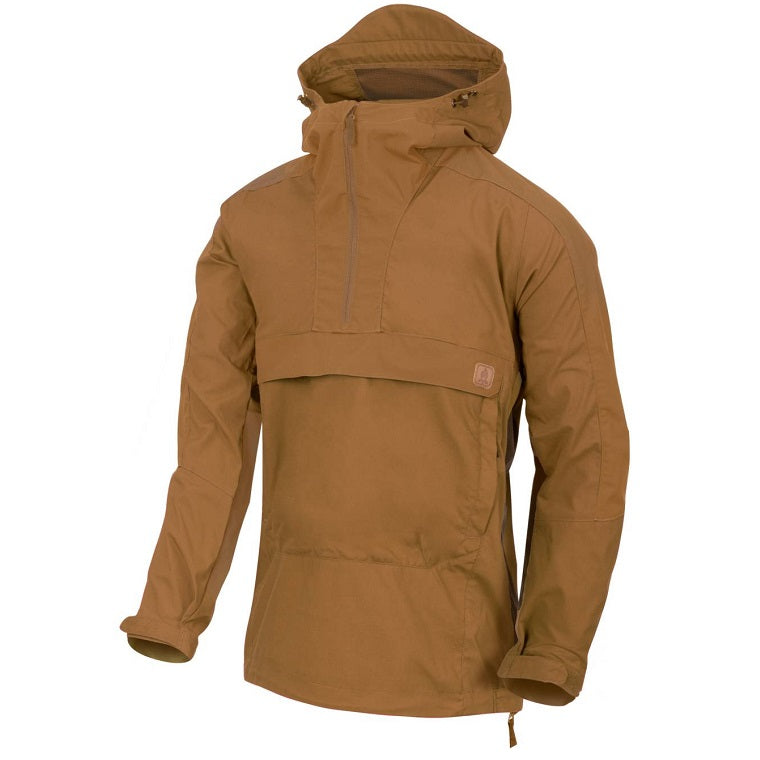 HELIKON-TEX WOODSMAN ANORAK JACKET - COYOTE