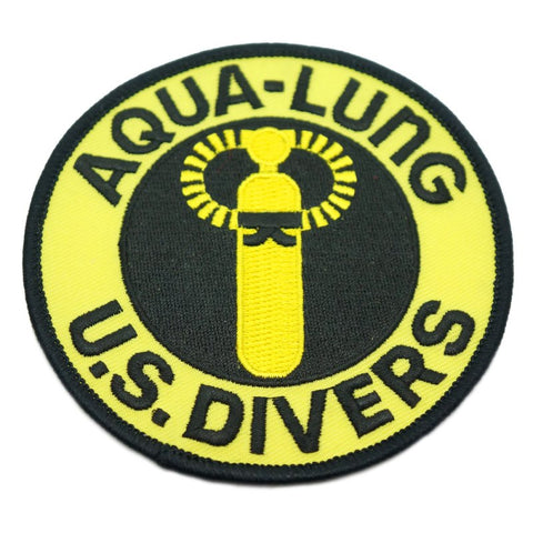 HIGH DESERT AQUA-LUNG U.S. DIVERS PATCH - Hock Gift Shop | Army Online Store in Singapore