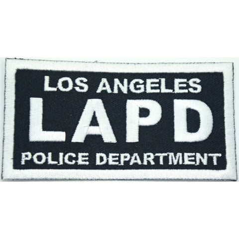 HIGH DESERT LOS ANGELES POLICE DEPT PATCH - Hock Gift Shop | Army Online Store in Singapore
