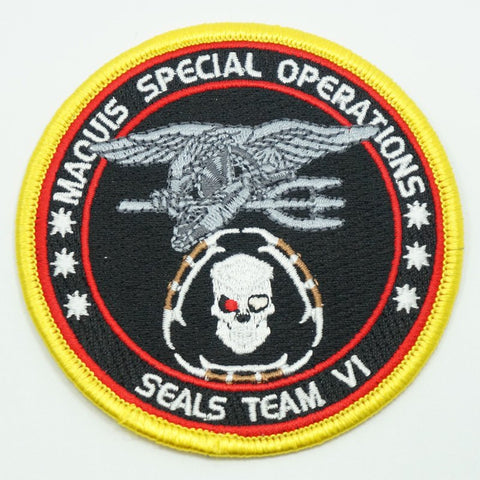 HIGH DESERT MAQUIS SPECIAL OPERATIONS PATCH - Hock Gift Shop | Army Online Store in Singapore