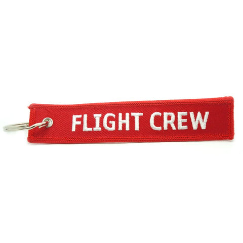 RED KEYCHAIN - FLIGHT CREW - Hock Gift Shop | Army Online Store in Singapore