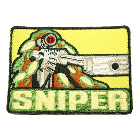 HIGH DESERT SNIPER PATCH - Hock Gift Shop | Army Online Store in Singapore