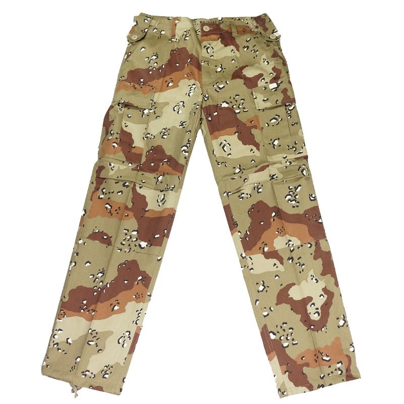 HIGH DESERT BDU PANTS - 6 COLOR DESERT - Hock Gift Shop | Army Online Store in Singapore