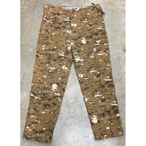 HIGH DESERT BDU PANTS - DESERT DIGITAL 2017 - Hock Gift Shop | Army Online Store in Singapore