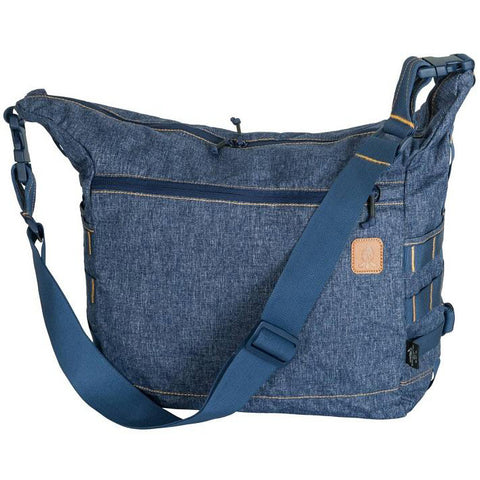 HELIKON-TEX BUSHCRAFT SATCHEL BAG - 17L (MELANGE BLUE)