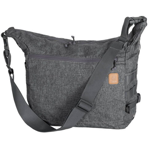 HELIKON-TEX BUSHCRAFT SATCHEL BAG - 17L (MELANGE GREY)