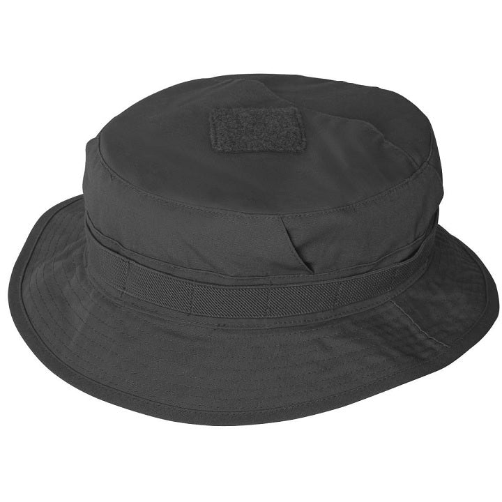 HELIKON-TEX CPU HAT - POLYCOTTON RIPSTOP - BLACK