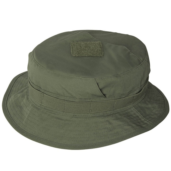 HELIKON-TEX CPU HAT - POLYCOTTON RIPSTOP - OLIVE GREEN