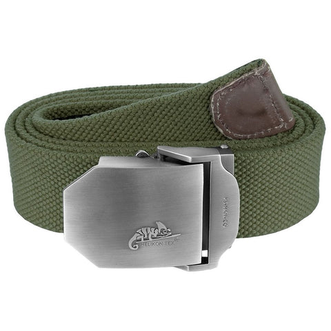 HELIKON-TEX LOGO BELT - OLIVE GREEN