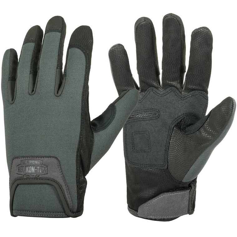 HELIKON-TEX URBAN TACTICAL MK2 GLOVES - BLACK