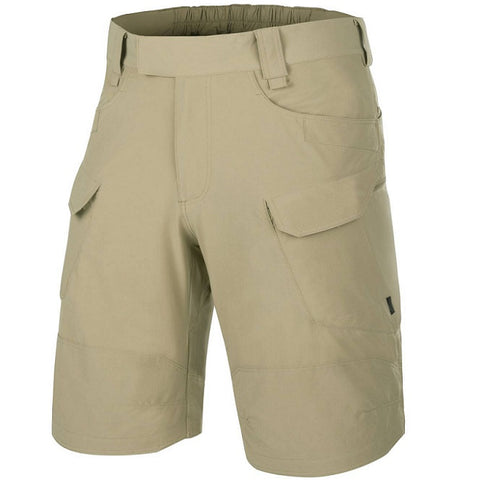 "HELIKON-TEX OUTDOOR TACTICAL SHORTS 11"" - VERSASTRECTH LITE (KHAKI)"