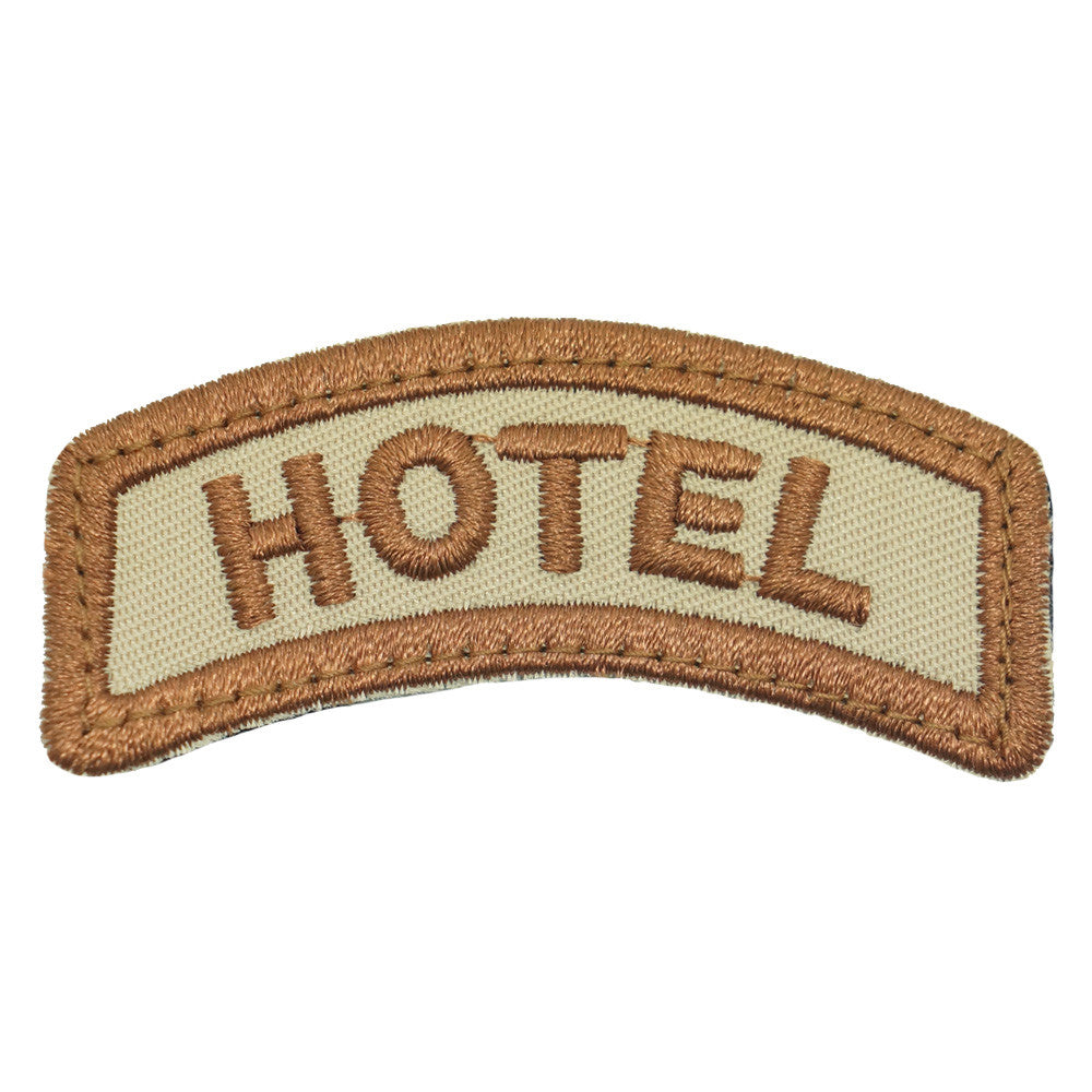 HOTEL TAB - KHAKI - Hock Gift Shop | Army Online Store in Singapore