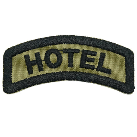 HOTEL TAB - OLIVE GREEN