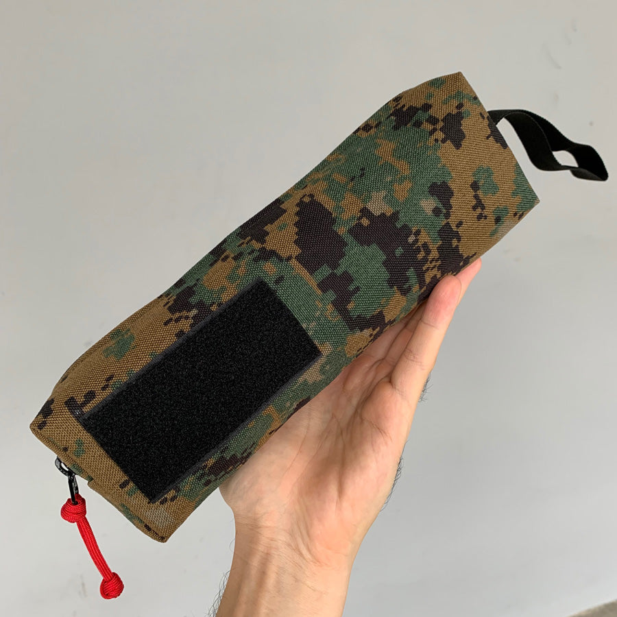 SKINNY FISH TOOL POUCH - 1000 DENIER CORDURA (DIGITAL WOODLAND)