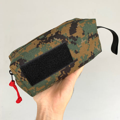 FAT FISH TOOL POUCH - 1000 DENIER CORDURA (DIGITAL WOODLAND)