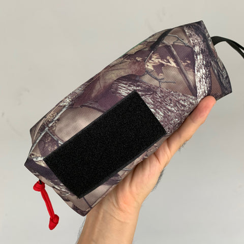 FAT FISH TOOL POUCH - 1000 DENIER CORDURA (TRUE TIMBER HTC SPRING)