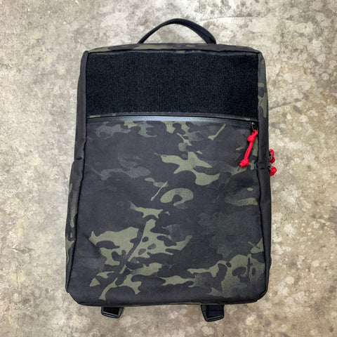 COVERT PACK - 500D CORDURA (MULTICAM BLACK)