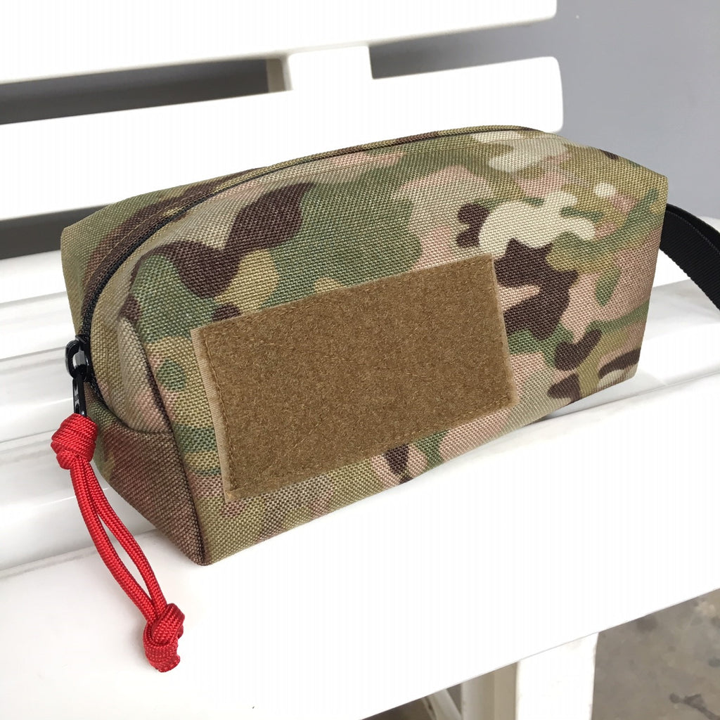 FAT FISH TOOL POUCH - 1000 DENIER CORDURA (MULTICAM)