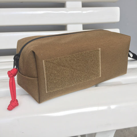 FAT FISH TOOL POUCH - 1000 DENIER CORDURA (COYOTE)
