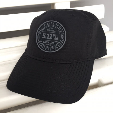 5.11 TACTICAL 2019 BALL CAP - BLACK