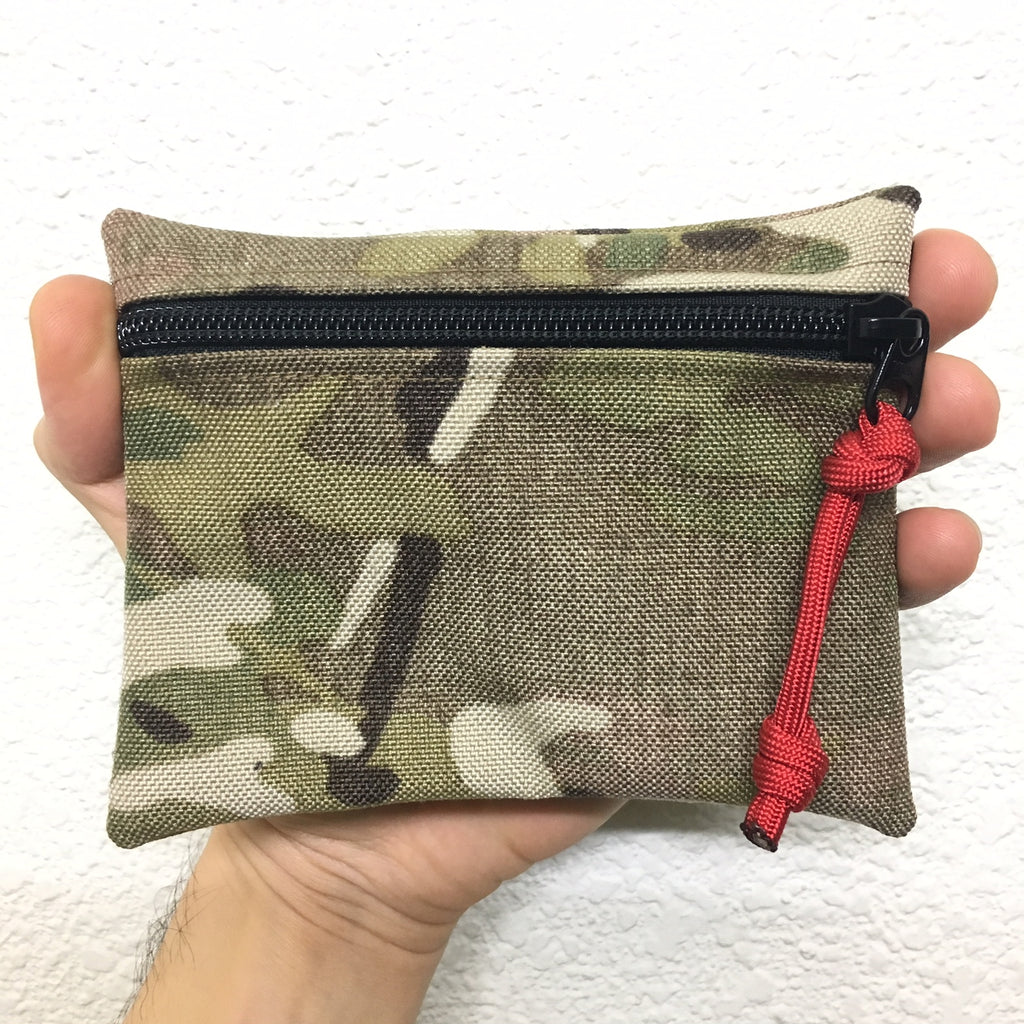 MIL-SPEC MINI EDC POUCH - HOOK SIDE VELCRO (MULTICAM)