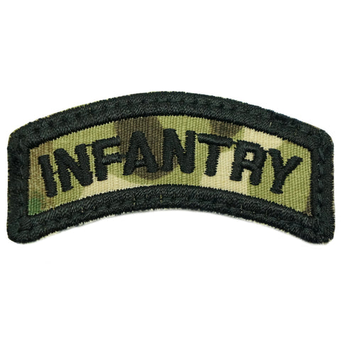 INFANTRY TAB - MULTICAM