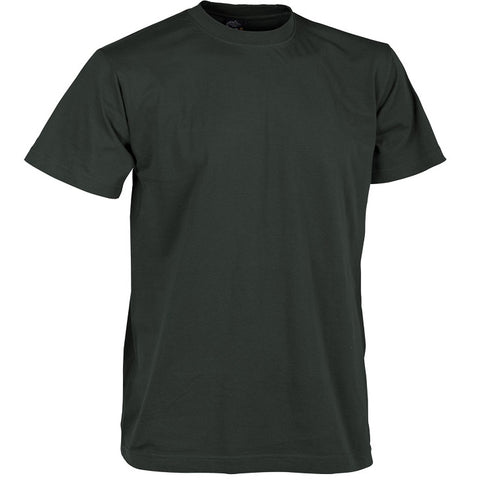 HELIKON-TEX COTTON T-SHIRT - JUNGLE GREEN