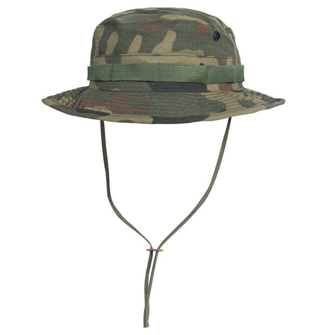 HELIKON-TEX BOONIE HAT - POLYCOTTON RIPSTOP - PL WOODLAND