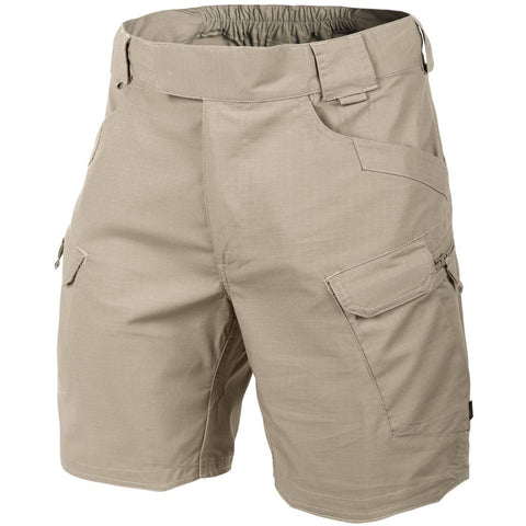 "HELIKON-TEX URBAN TACTICAL SHORTS 8.5""- KHAKI"